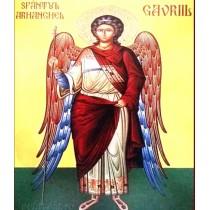 Icoana Sfantul Arhanghel Gavriil 23x31 cm