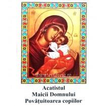 Acatistul Maicii Domnului Povatuitoarea copiilor
