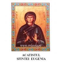 Acatist Sfanta Eugenia