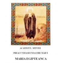 Acatist Sfanta Maria Egipteanca