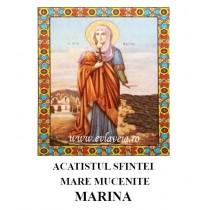 Acatist Sfanta Marina