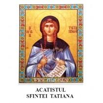 Acatist Sfanta Tatiana