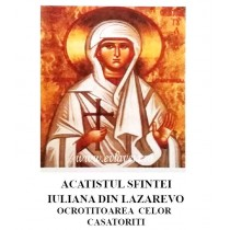 Acatist Sfanta Iuliana