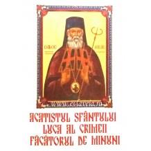 Acatist Sfantul Luca al Crimeei