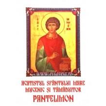 Acatist Sfantul Pantelimon