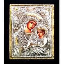 I27 - Icoana Argintata / Aurita Maica Domnului