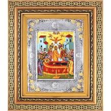 Icoana Rama / Sticla,  Adormirea Maicii Domnului