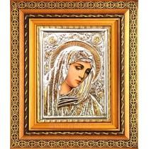 C11 - Icoana Argintata  / Aurita, Maica Domnului