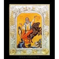 Icoana Sfantul Prooroc Ilie 19X24 cm
