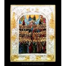 Icoana Tuturor Sfintilor 19X24 cm