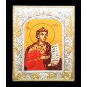 C5 - Icoana 19X24 cm Sfantul Prooroc Daniel