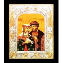 E20 - Icoana Sfintii Petru si Fevronia