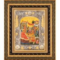 Icoana Nasterea Maicii Domnului 27 X 32 cm