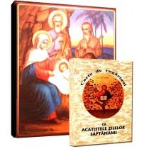 Icoana Nasterea Domnului si Carte de Rugaciuni