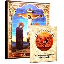 Icoana Rastignirea Domnului si Carte de Rugaciuni