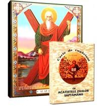 Icoana Sfantul Apostol Andrei si Carte de Rugaciuni