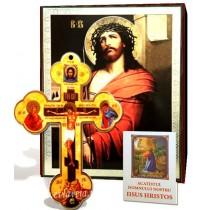 Icoana, Cruce de Perete si Acatist - Iisus Hristos