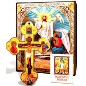 Icoana, Cruce de Perete si Acatist - Invierea Domnului