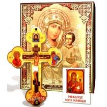 Icoana, Cruce de Perete si Acatist - Maica Domnului de la Ierusalim