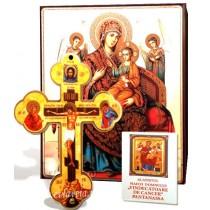 Icoana, Cruce de Perete si Acatist - Maica Domnului Pantanassa