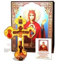 Icoana, Cruce de Perete si Acatist - Potirul Nesecat