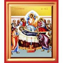 Icoana 19X25 cm Adormirea Maicii Domnului