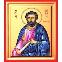 Icoana Pictata 19X25 cm Sfantul Iuda Tadeu