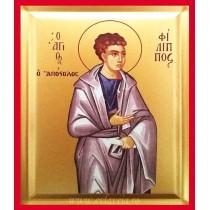 D5 - Icoana 19 X 25 cm Sfantul Apostol Filip