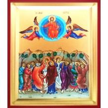 Icoana Pictata 19X25 cm Inaltarea Domnului