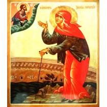 C11 - Icoana 20X24 cm Sfanta Xenia din Sankt Petersburg