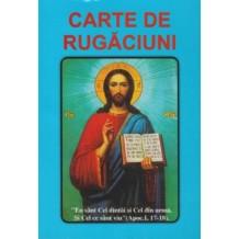 Carte de rugaciuni, coperti cartonate