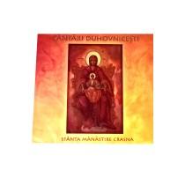 CD Cantari Duhovnicesti - Sfanta Manastire Crasna