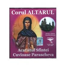 CD Paraclisul Sfintei Cuvioase Parascheva