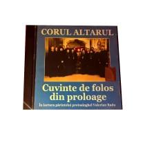 CD Corul Altarul - Cuvinte de folos din proloage