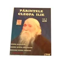 DVD Parintele Cleopa Ilie Volumul 5