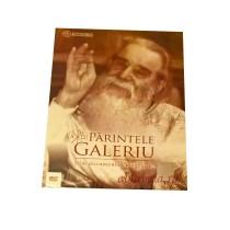 DVD Părintele Galeriu - Film documentar biografie