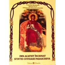 Imn-Acatist Inchinat Sfintei Cuvioase Parascheva