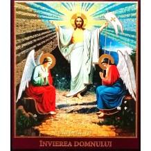 Icoana M6 Invierea Domnului 10 X 12.5 cm
