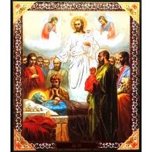 Icoana Adormirea Maicii Domnului 10 X 12 cm