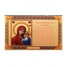 Icoana Binecuvantarea Casei si a Familiei Maica Domnului de la Kazan
