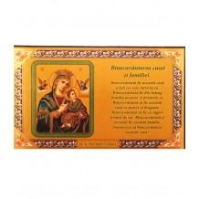 Icoana Binecuvantarea Maica Domnului Izbavitoarea