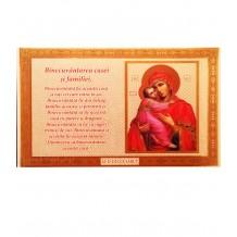 Icoana Binecuvantarea Casei Maica Domnului Vladimir