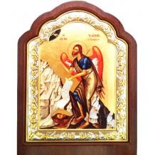 Icoana Pictata / Argintata Sfantul Ioan Botezatorul