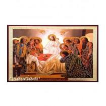 Icoana Adormirea Maicii Domnului 15X18 cm