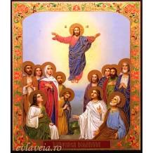 Icoana Inaltarea Domnului 15X18 cm