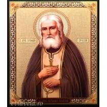 Icoana 15X18 cm Sfantul Serafim de Sarov