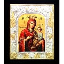 Icoana 19 X 24 cm Maica Domnului Indrumatoarea