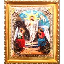Icoana Rama 24X28 cm Invierea Domnului