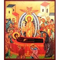 Icoana 20X24 cm Adormirea Maicii Domnului