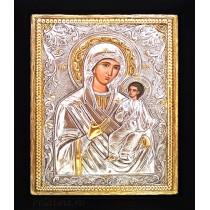 D13 - Icoana Argintata / Aurita Maica Domnului Indrumatoarea